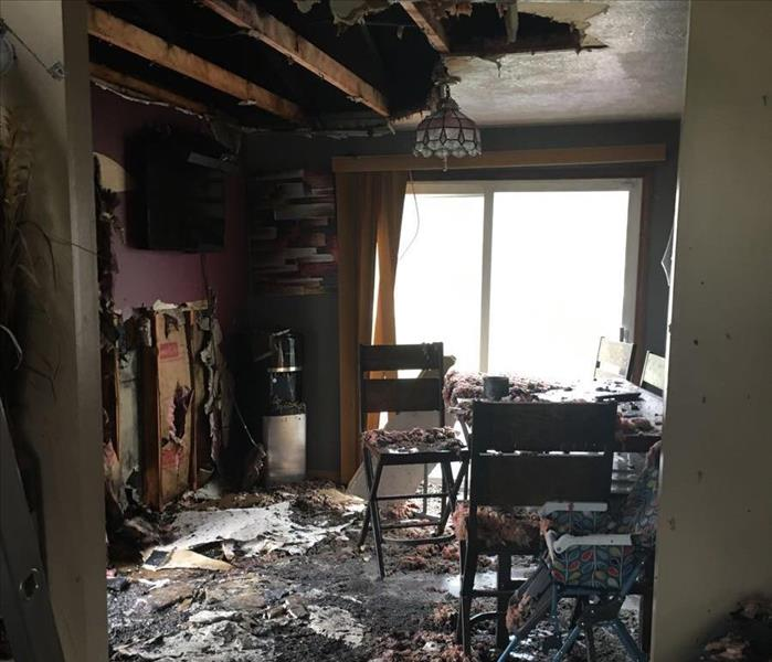 Fire Damage Common Causes of House Fires