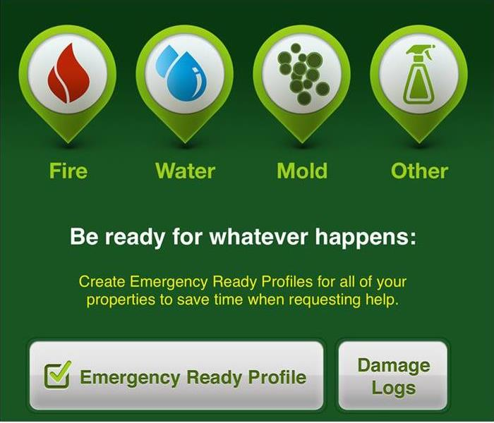 Commercial Emergency Ready Profile (ERP) SERVPRO of S&E Stark County