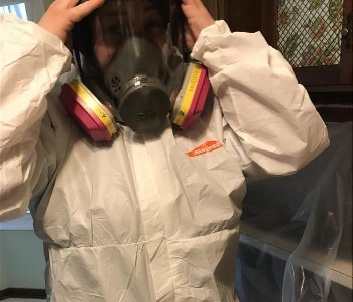 Mold Remediation Removal Protective Gear