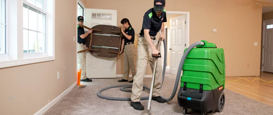 Louisville, OH residential restoration cleaning